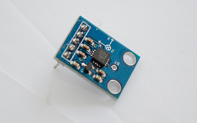 Arduino-acelerómetro